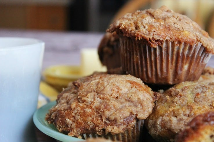 Banana Crumb Muffins Even Your Picky Eater Will Love