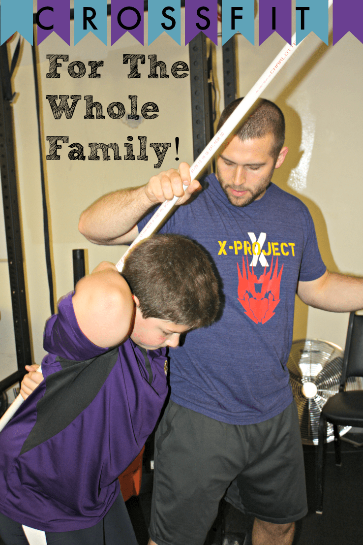Crossfit Family Cover