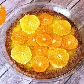Fresh & Easy Orange Tart