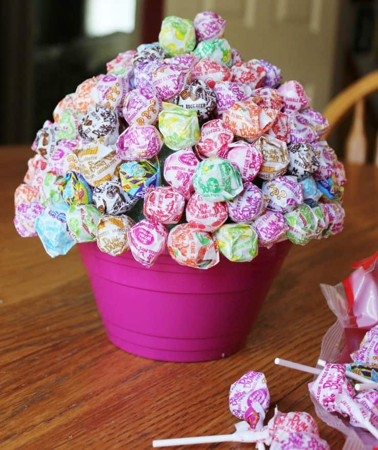 Simple Lollipop Bouquet