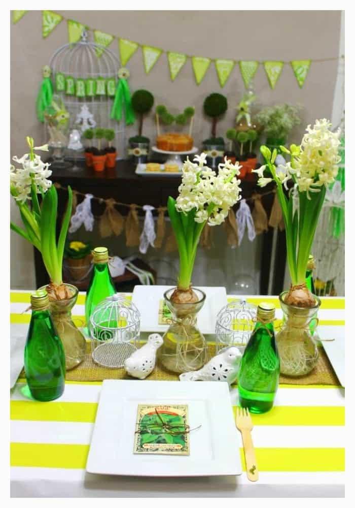 English Garden Spring Party