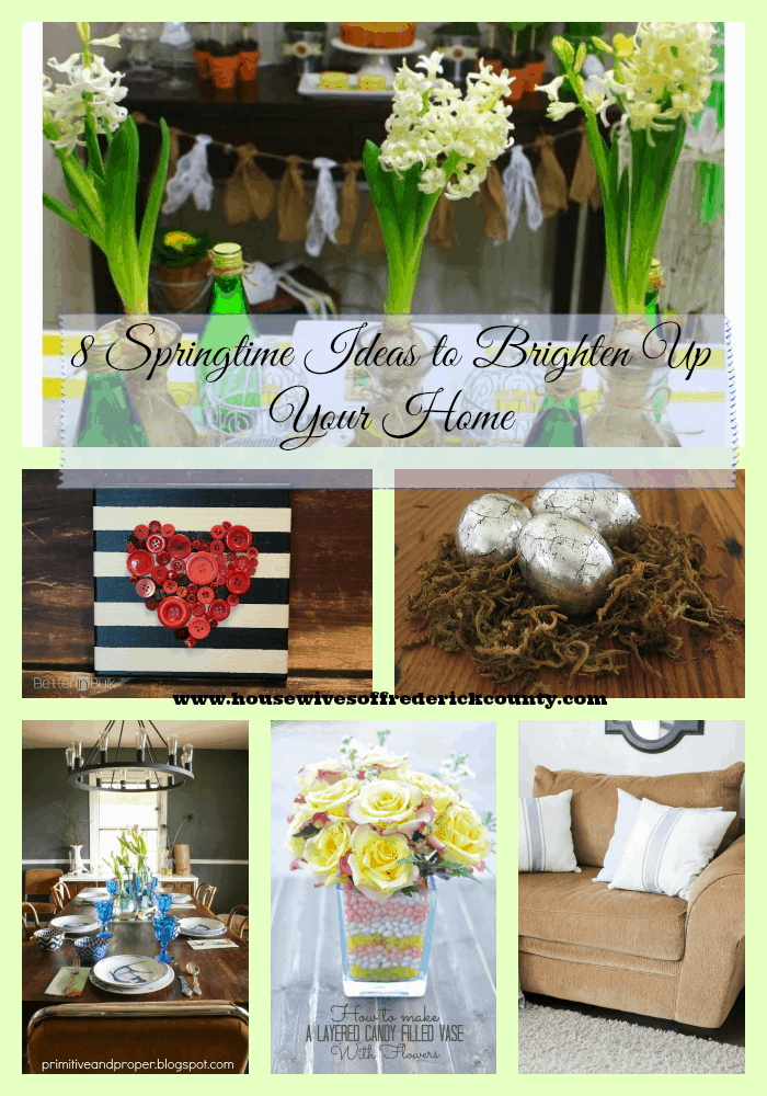 8 DIY Home Decorations Ideas for Spring: Brighten Up Your Home!