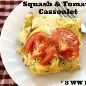 Squash Tomato Cassoulet
