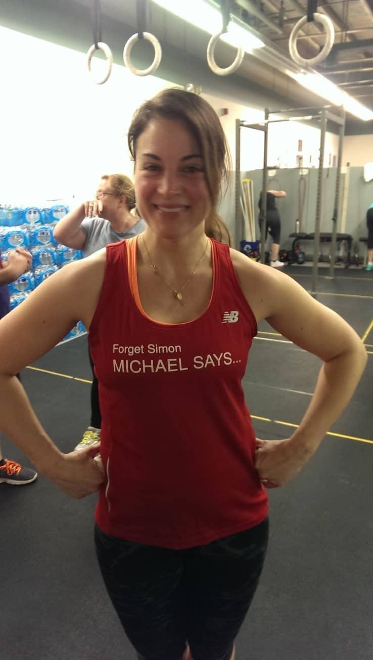 Tonya representin'!