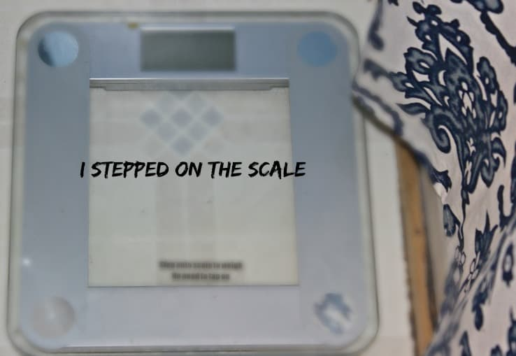 I-Stepped-On-The-Scale
