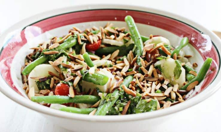 Green Bean Salad - 3 Weight Watchers PPV