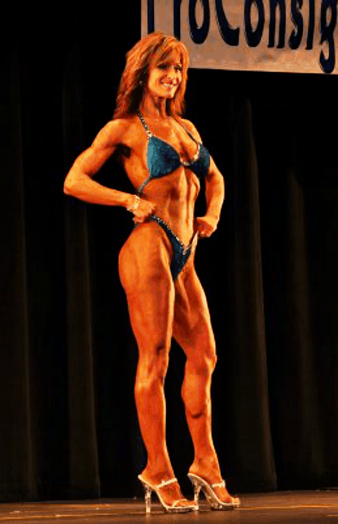 Chrissy's Bodybulding Picture