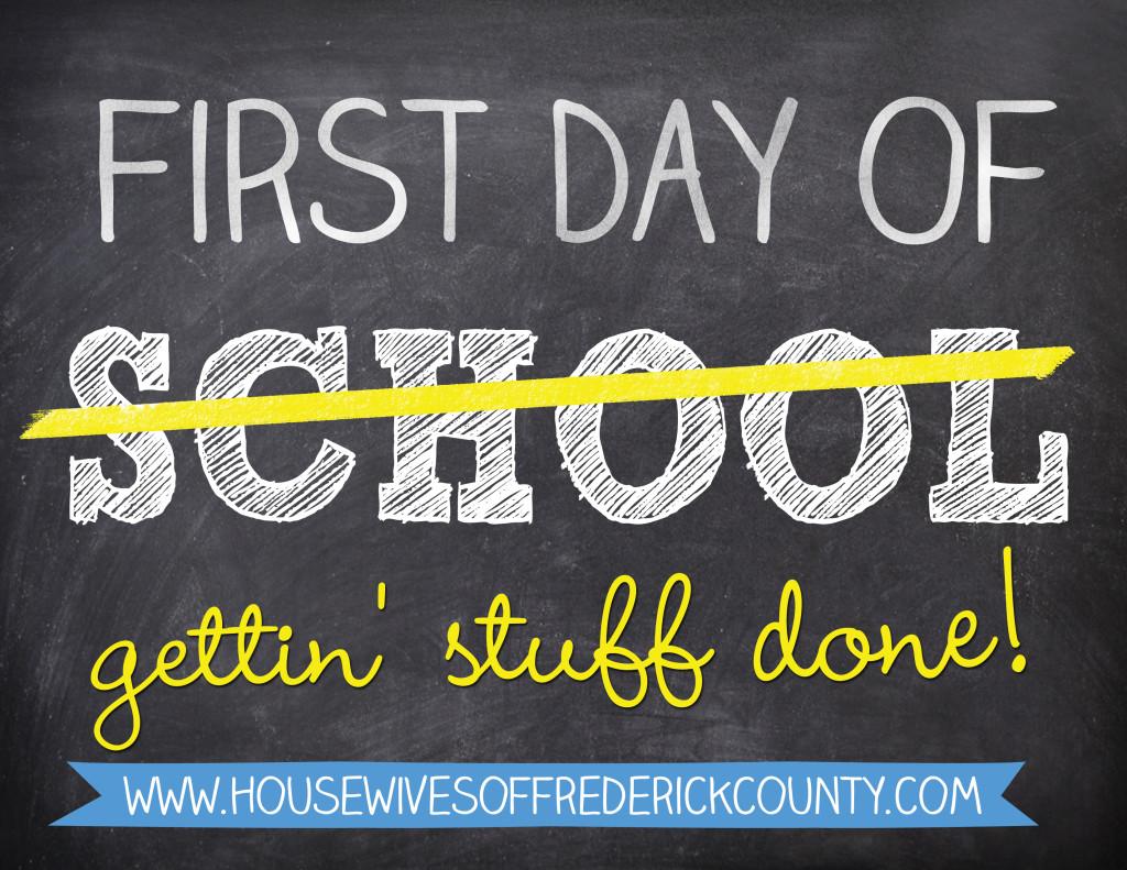 BackToSchool_GetStuffDone