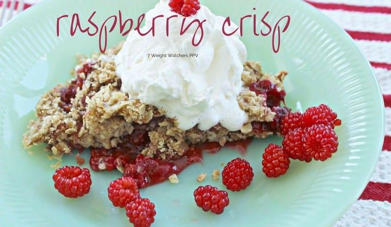 Raspberry Crisp – 7 Weight Watchers PPV