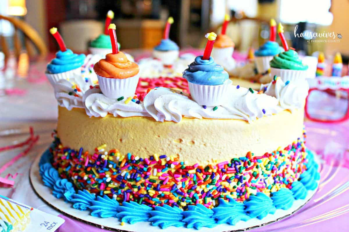 Baskin Robbins Ice Cream Cake: The Magic of Memories