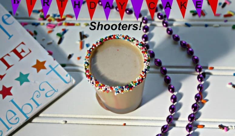 Birthday Cake Shooter!