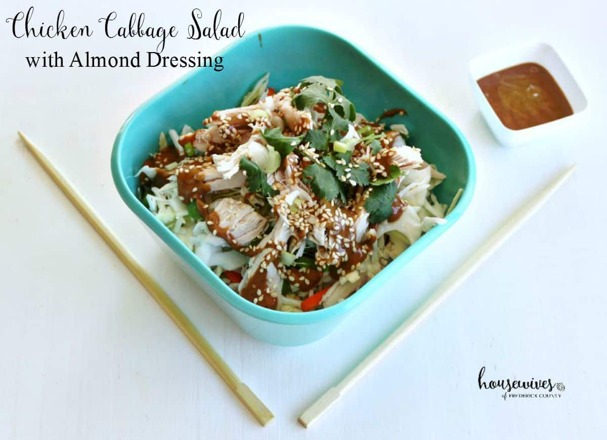 Chicken-Cabbage-Salad-with-Almond-Dressing