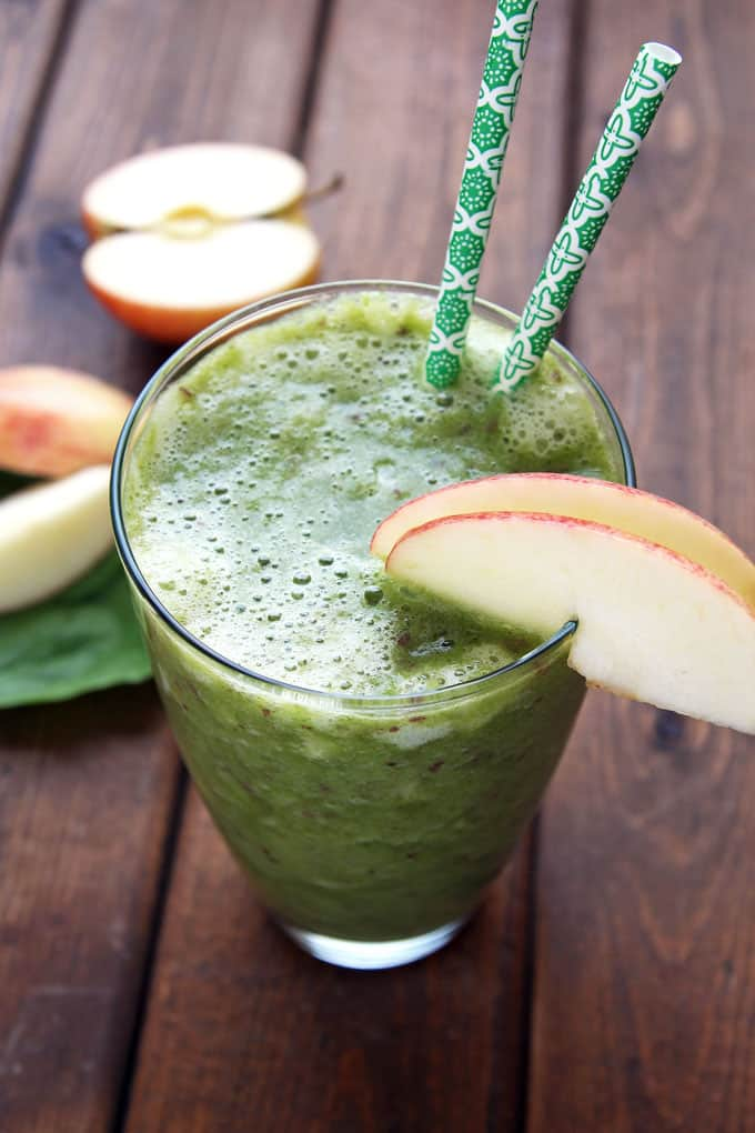 Green-Apple-Cider-Smoothie