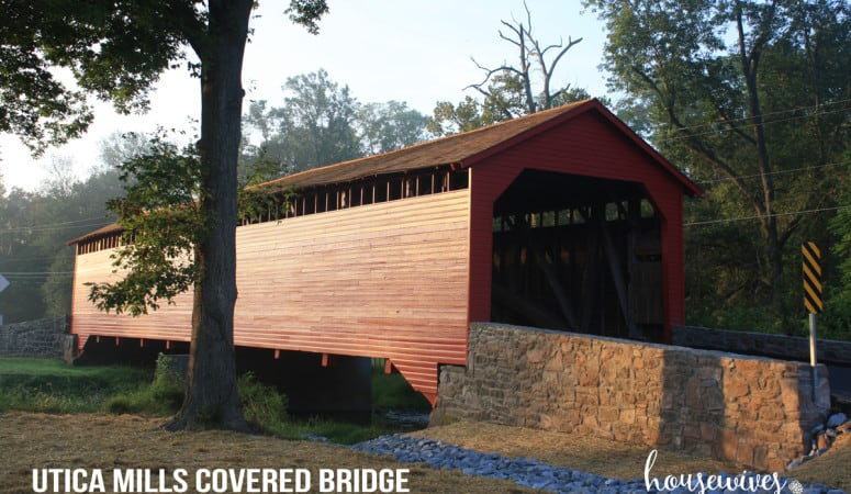 The Covered Bridges of Frederick County
