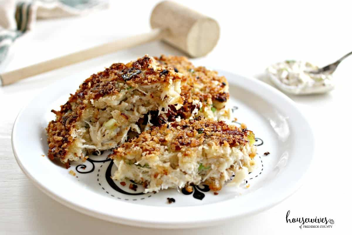 Crab Cake Recipe With Remoulade Sauce 5 Weight Watchers