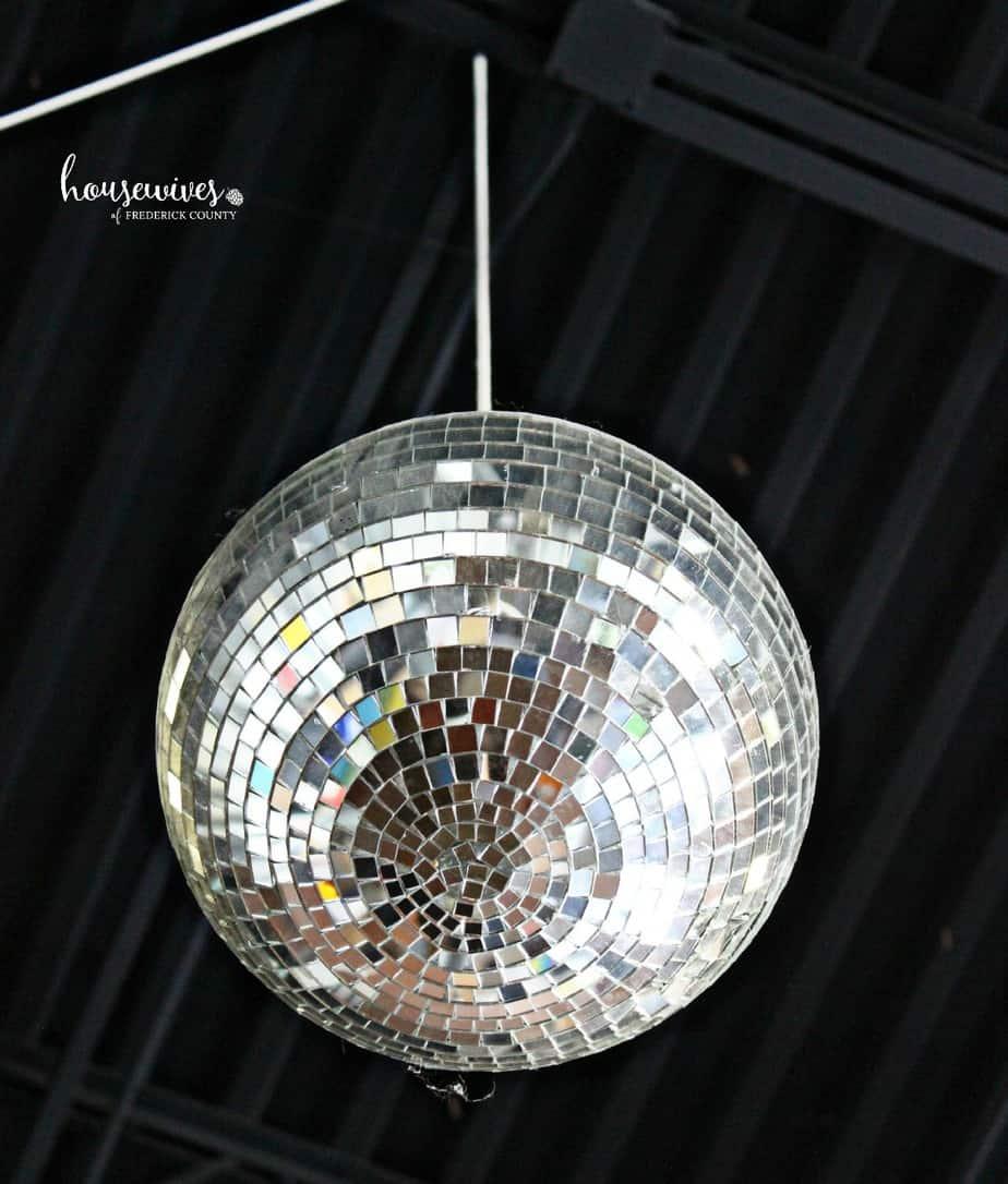 Dublin Roasters' Disco Ball