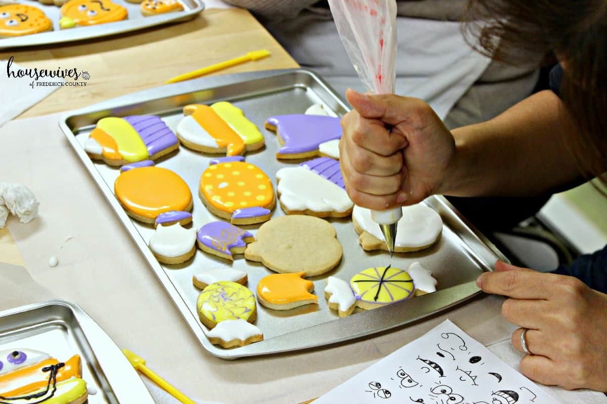 Sugar cookie decorating can be an art form