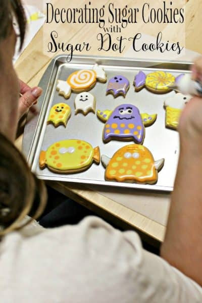 Cookie Decorating Class in Frederick, Md: Sugar Dot Cookies