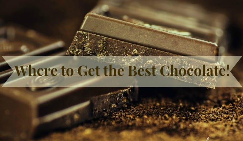 Where to Get the Best Chocolate!