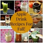 Apple Drink Recipes For Fall!