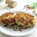 Crab Cake Recipe with Remoulade Sauce – 5 Weight Watchers PPV