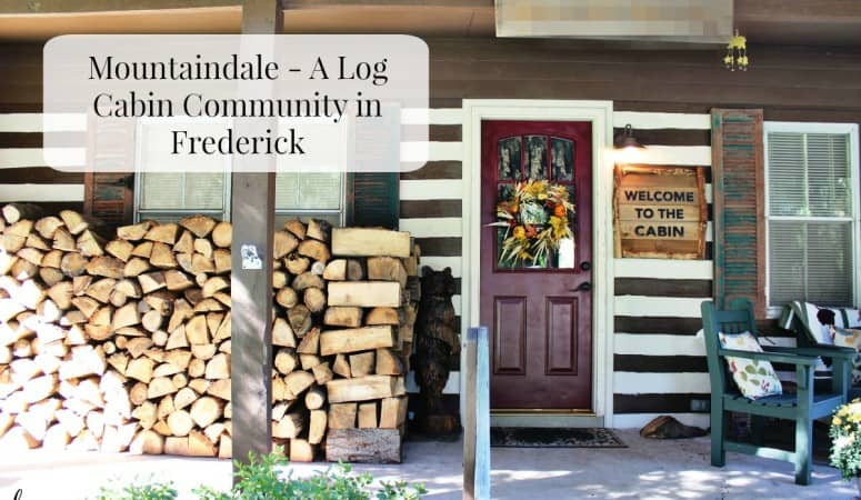 Mountaindale – A Log Cabin Community in Frederick