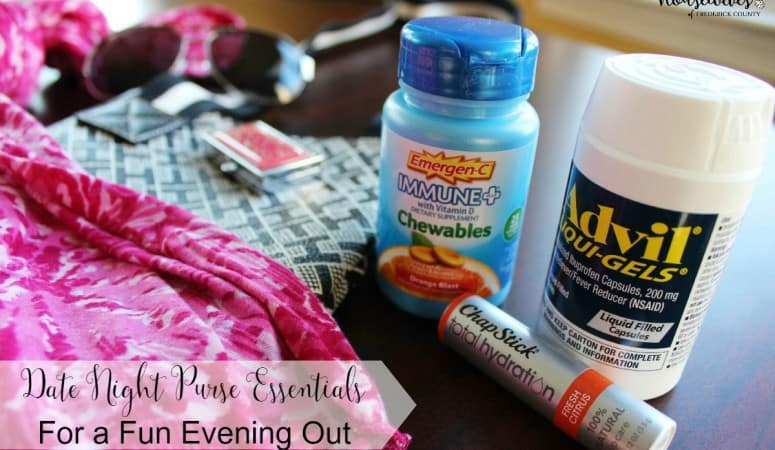 Date Night Purse Essentials For a Fun Evening Out