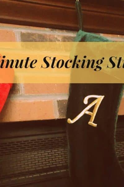 55 Last-Minute Stocking Stuffer Ideas!