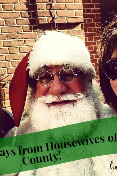 Happy Holidays from Housewives of Frederick County!