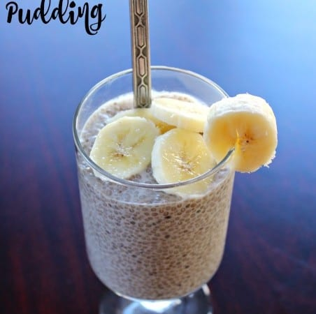 Chia Seed Pudding – 7 Weight Watchers PPV