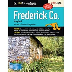 Frederick County Maryland Atlas