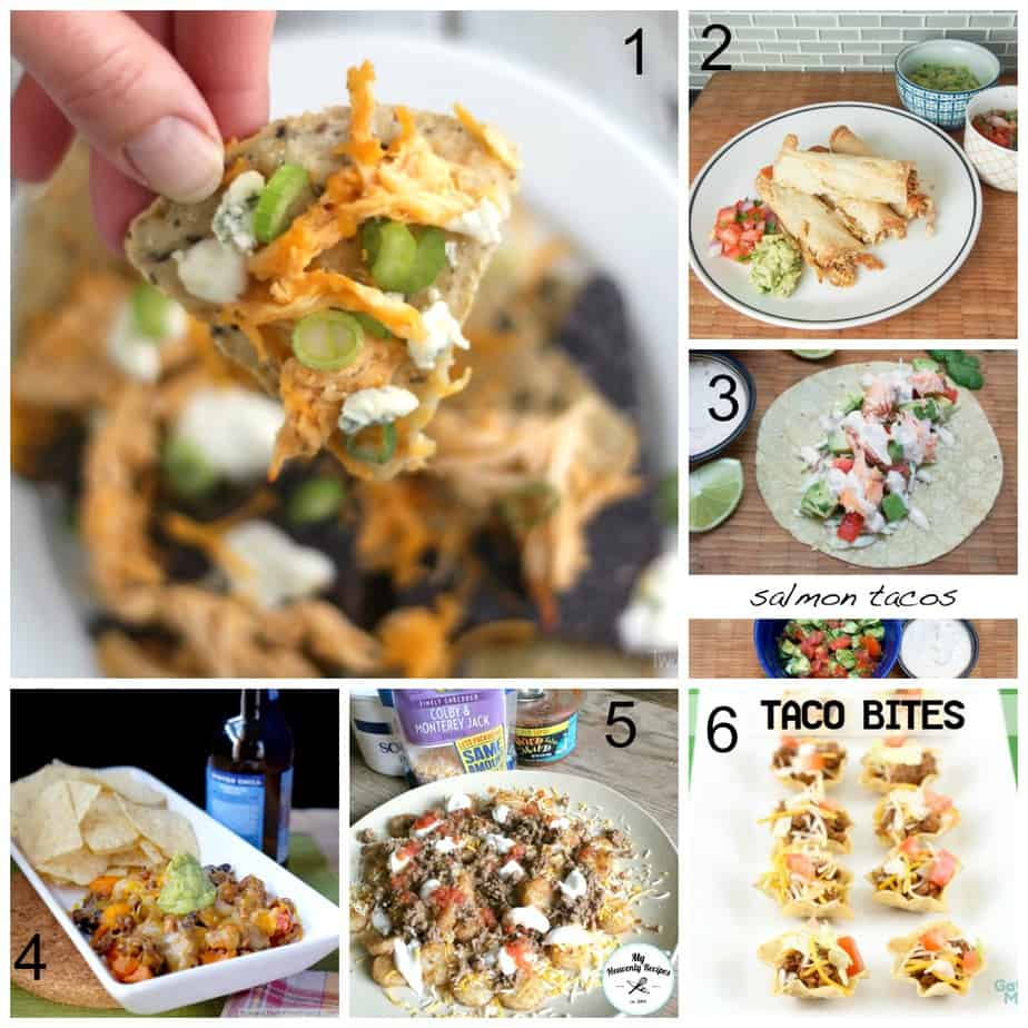 Nachos and Tacos Recipes