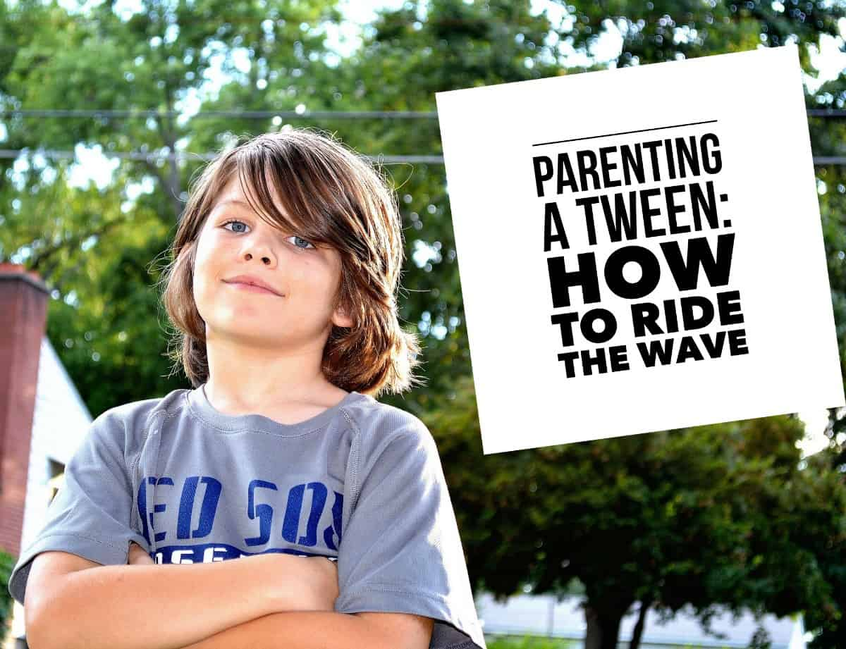 Parenting a Tween: How to Ride the Wave
