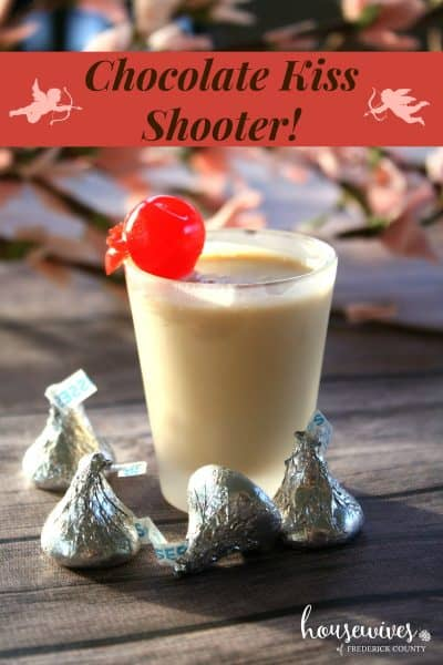 Chocolate Kiss Shooter!