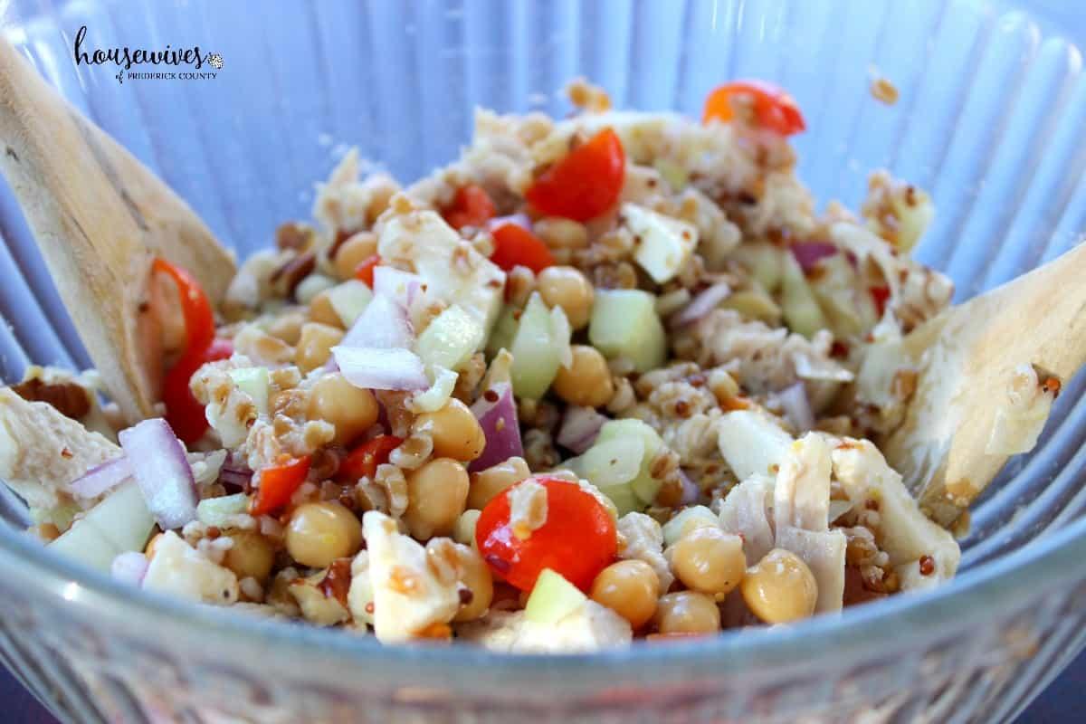Delicious healthy meal prep recipe