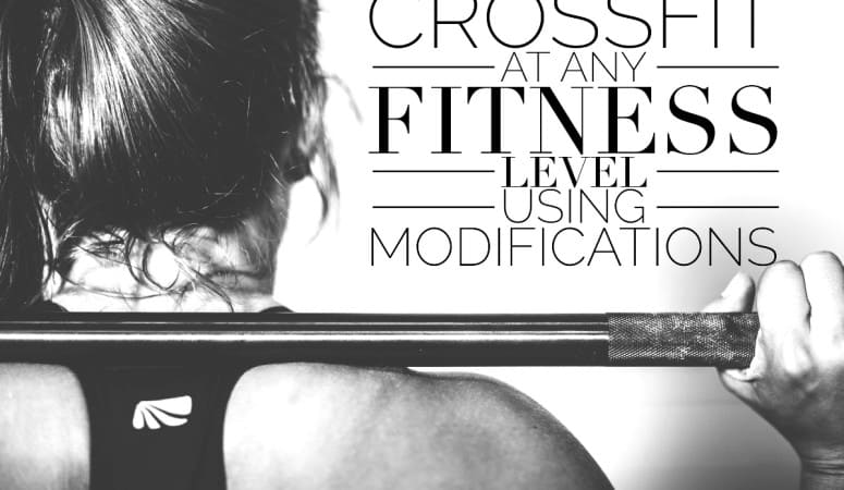 CrossFit at Any Fitness Level Using Modifications