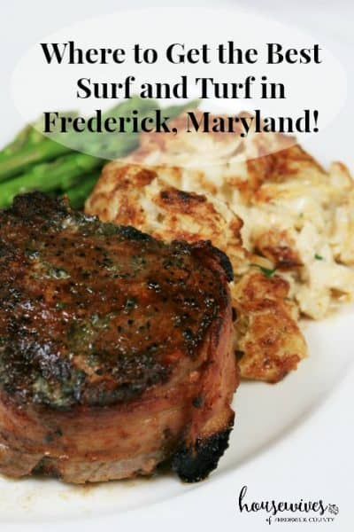 Where to Get the Best Surf and Turf in Frederick, Maryland!