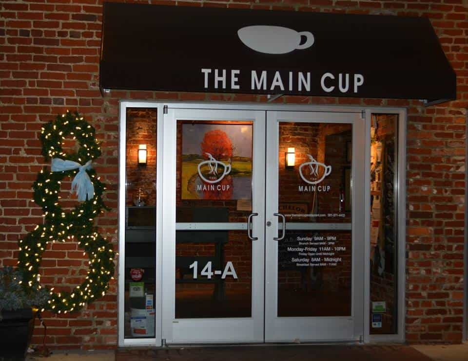 The Main Cup Restaurant