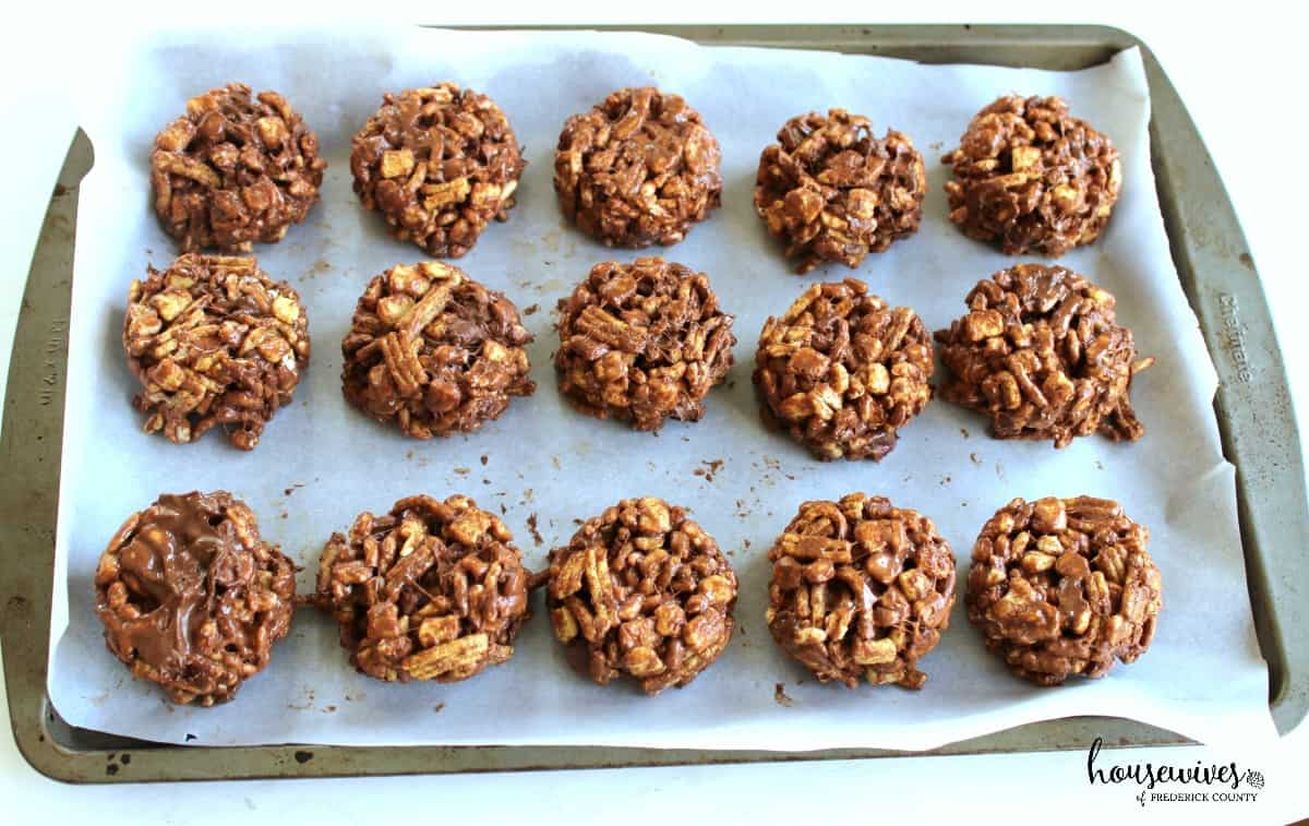 Healthy No Bake Cookies - 4 Weight Watchers Points