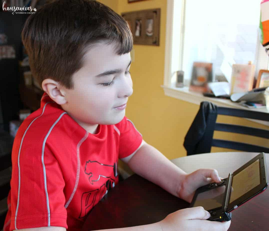 Nintendo DS Yo-Kai Watch Game: My Kid's Review & Game Giveaway!