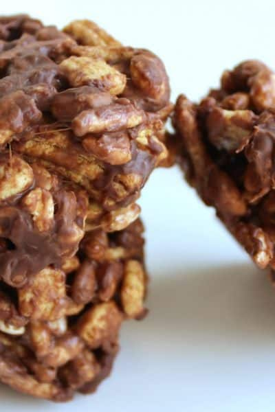 WW No Bake Chocolate Cookies - 4 SmartPoints