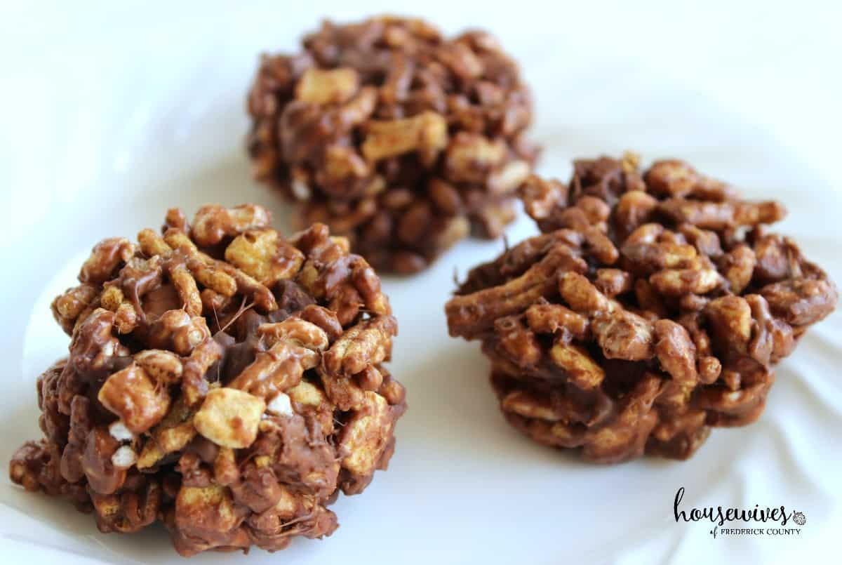Cereal Chocolate Cookies - 4 Weight Watchers SmartPoints