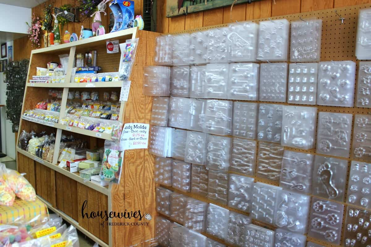 Candy making supplies in Frederick Md