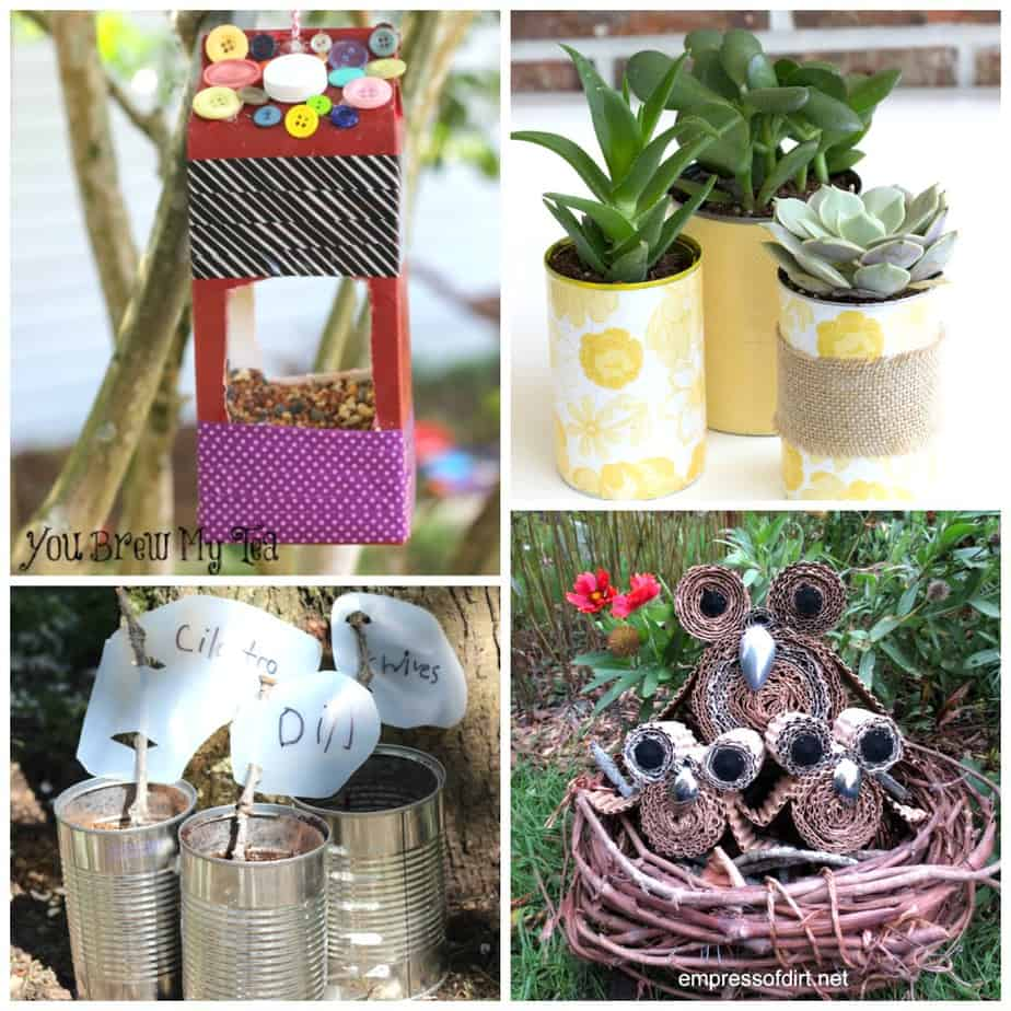Recycle Your Stuff Into DIY Projects