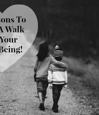 6 Benefits of Walking For Your Well Being!