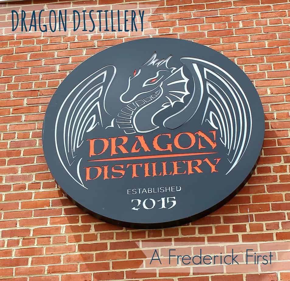 Dragon Distillery: A Frederick First