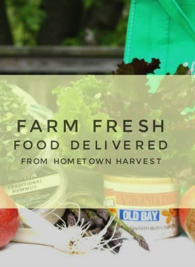 Farm Fresh Food Delivered From Hometown Harvest