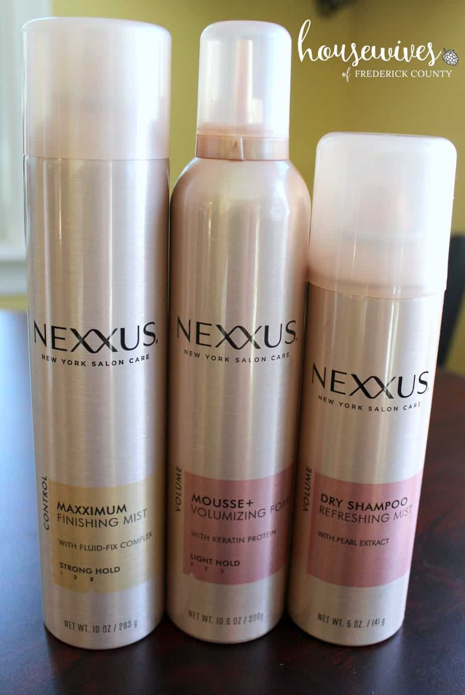 How To Get Rid of Frizzy Hair with Nexxus New York Salon Care