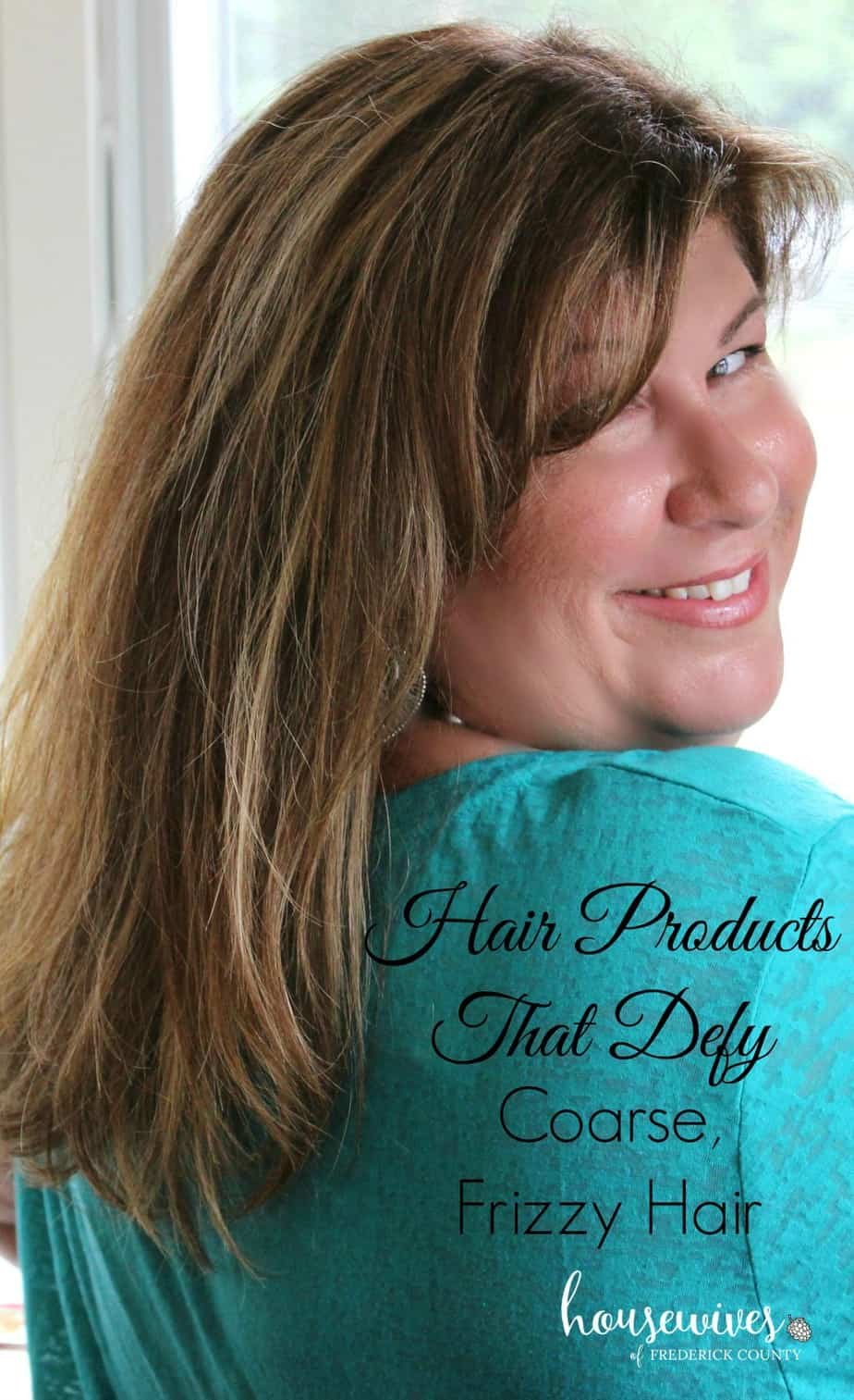 Hair Products That Defy Coarse, Frizzy Hair