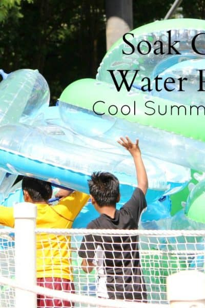Soak City Water Park at Kings Dominion: Have the Time of Your Life!